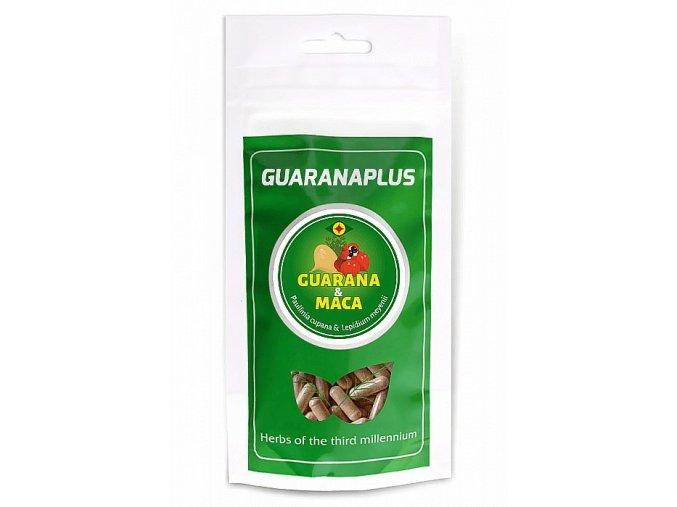guarana maca capsules 100