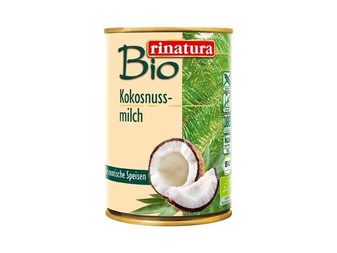Rinatura Bio Kokosové mléko 400 ml