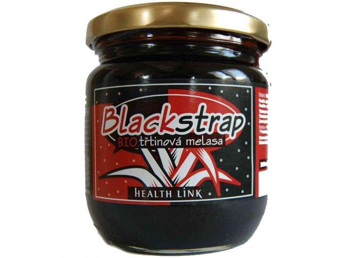 Health Link BIO Třtinová melasa Blackstrap 360 g