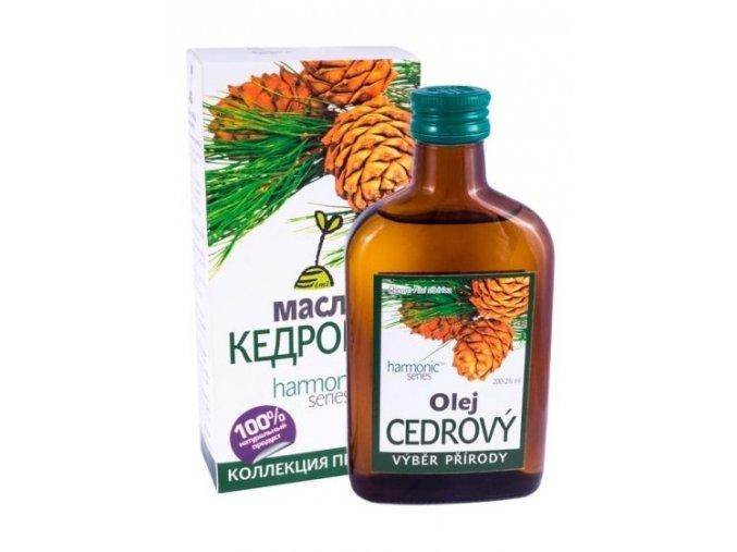 Elit Cedrový olej 200 ml