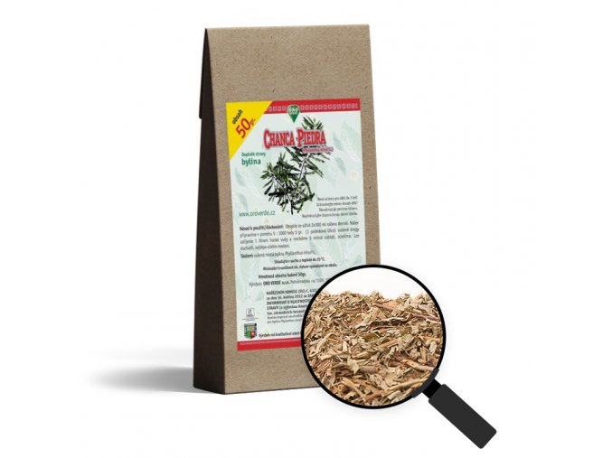 Oro Verde Chanca Piedra (Phyllanthus niruri) bylinný čaj 50 g