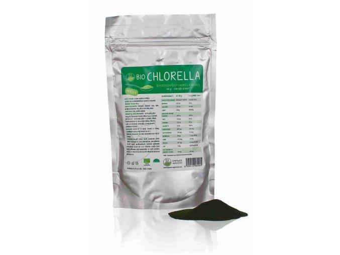 ES Bio Chlorella prášek 100 g