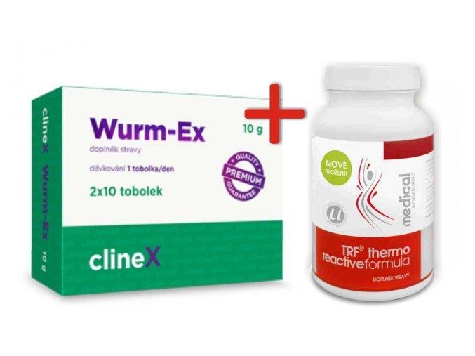 Wurm-Ex 20 tob. + TRF Thermo Reactive Formula 80 g