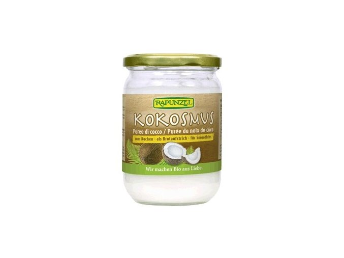 Rapunzel 100% kokosová pasta 500 g