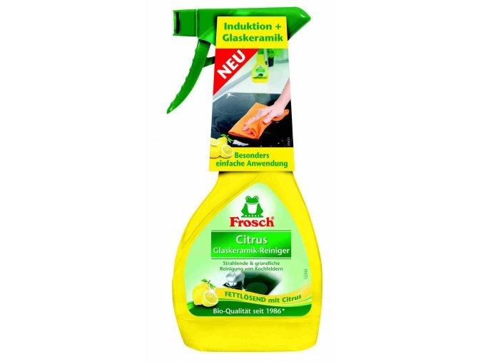 Frosch Čistič na indukční a sklokeramické desky 300 ml
