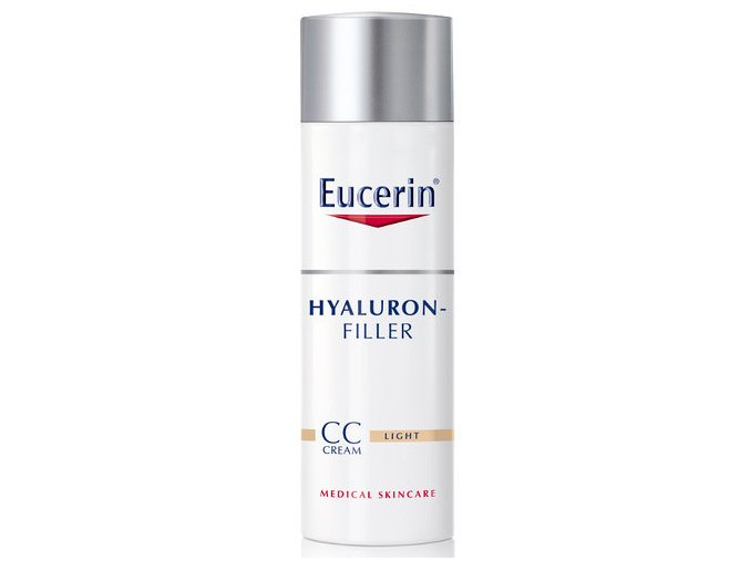 Eucerin CC krém SPF 15 Hyaluron-Filler (světlý) 50 ml