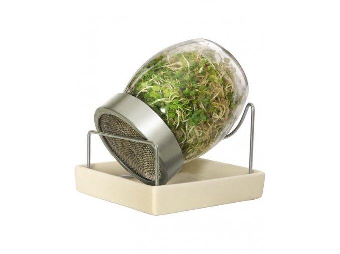 ZdravýDen® Sklenice na klíčení 700 ml