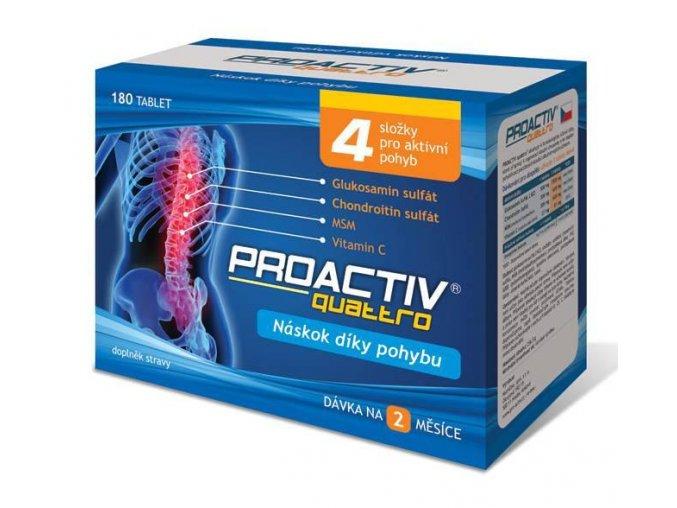 ProActiv quattro 180 kapslí