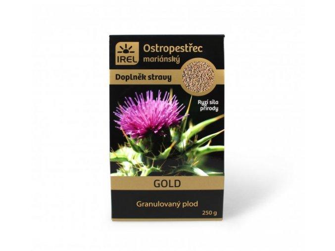 ostropestrec gold granulovany