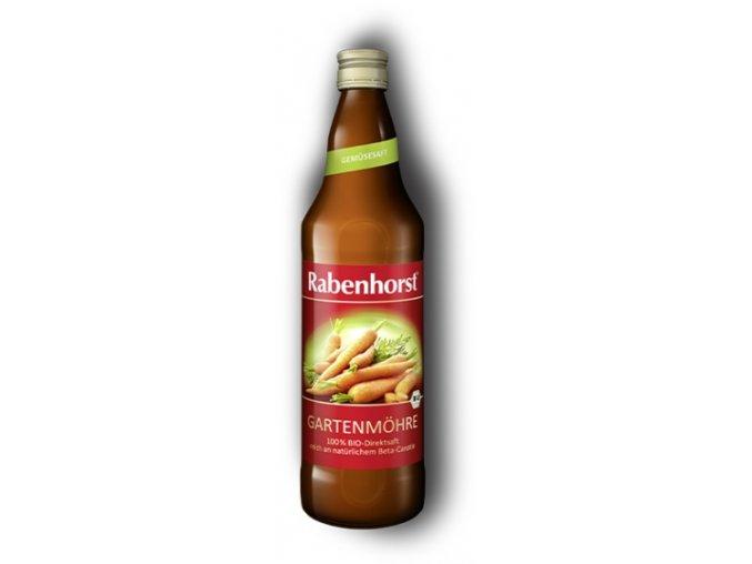 Rabenhorst BIO Mrkvová šťáva 750 ml