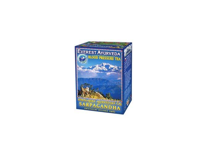 Everest Ayurveda SARPAGANDHA - čaj k regulaci vysokého krevního tlaku 100 g