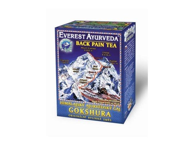 Everest Ayurveda GOKSHURA - čaj na problémy s páteří 100 g
