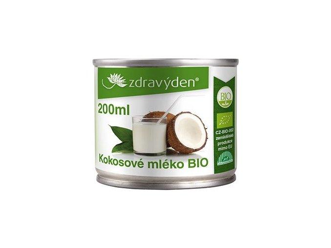 ZdravýDen® BIO Kokosové mléko