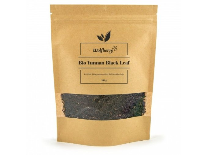 Wolfberry BIO Yunnan black leaf 100 g