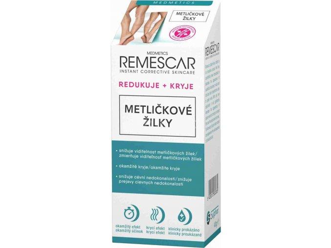 REMESCAR na metličkové žilky 50 ml
