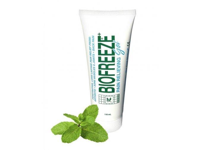 Biofreeze Gel - Chladivý gel proti bolesti zad, svalů a kloubů 118 ml