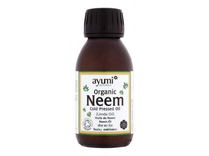 Ayumi BIO Nimbový olej (Neem Oil Organic) 100 ml