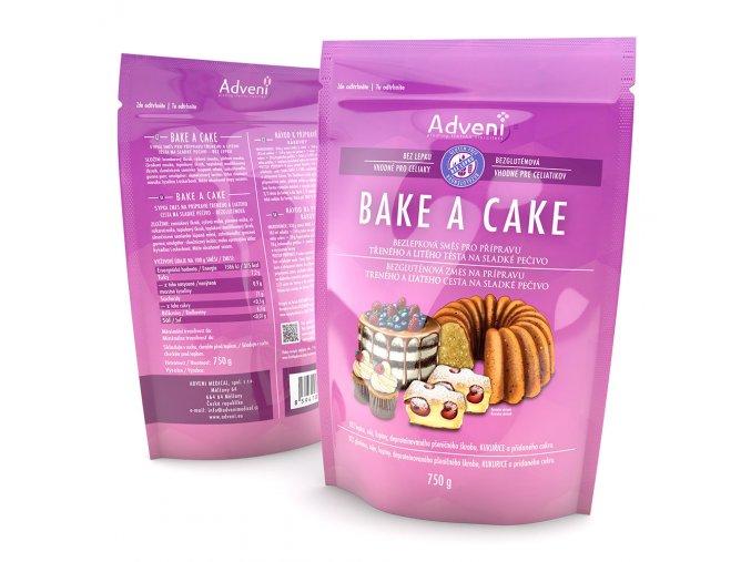 Adveni Bezlepková směs na (nejen) sladké pečení BAKE-A-CAKE