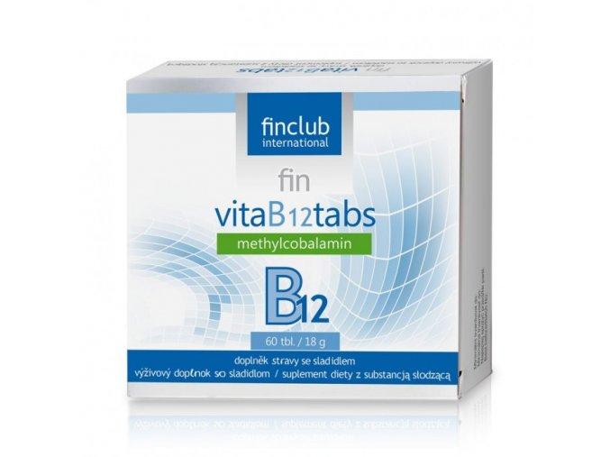 Finclub Fin VitaB12tabs 60 tbl.