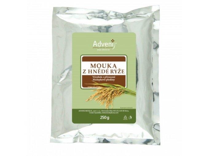 Adveni Mouka z hnědé rýže 250