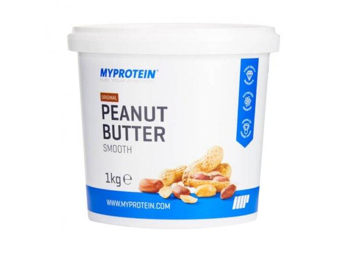 MyProtein Arašídové máslo smooth (jemné) 1000 g