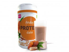 Fit-day Protein datlový 600 g