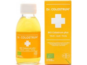 Dr. COLOSTRUM Bio Colostrum tekuté 125 ml