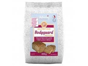 bezlepkovy chleb bodyguard adveni 450 g
