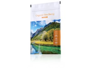 Organic Sea Berry powder 72dpi