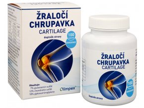 zraloci chrupavka cartilage 100 tob