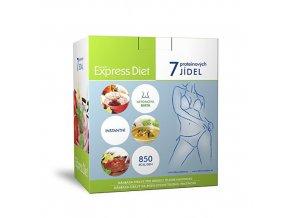 express diet 7 proteinovych jidel