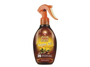 opalovaci olej argan OF20