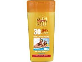 SUN VITAL Opalovací mléko pro děti OF 30 200 ml
