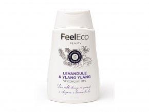 Feel Eco Sprchový gel Levandule & Ylang-Ylang 300 ml