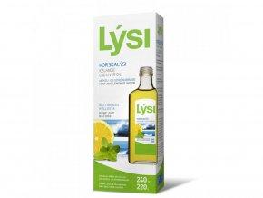 Ulei din ficat de cod cu aroma de lamaie si menta (1)
