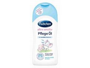 Bübchen Ultra Sensitive pečující olej 200 ml