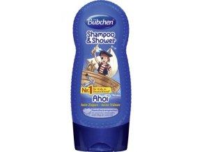 Bübchen Kids šampon a sprchový gel - Ahoj 230 ml