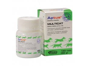 Aptus Multicat 120tbl celkove zdravi