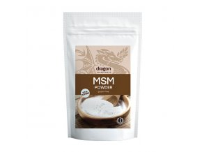 Dragon Superfoods MSM prášek 200 g