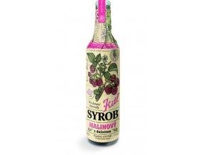 Kitl Syrob Malinový s dužinou pro domácí limonády 500 ml