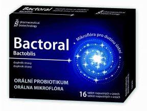 Bactoral Bactoblis 16 tbl.