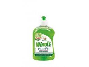 Winni´s Piatti lime hypoalergenní mycí prostředek na nádobí vůně limetky 500 ml