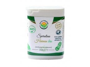 Spirulina Hainan tablety BIO
