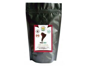 Káva Peru BIO