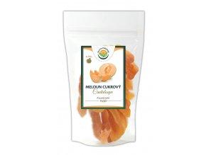 Cantaloupe kousky