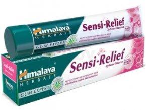 Himalaya Herbals Sensi Relief bylinná zubní pasta 75 ml