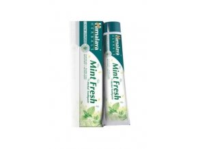 Himalaya Herbals Mint Fresh bylinná zubní pasta 75 ml
