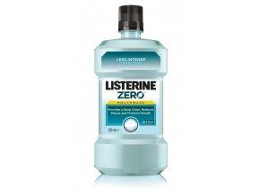 ustni voda listerine zero 500 ml