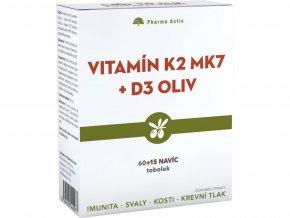 VitaminK2MK7+Energin Activ ZDARMA