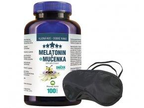 melatonin mucenka 80 tbl 20 tbl zdarma skraboska na spani zdarma